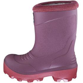 Viking Footwear Frost Fighter Rubber Boots Children pink